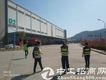 深圳龙华新出物流仓库1000平方,层高8米,带红本