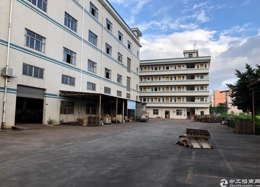 原房东厂房二楼整层面积2000平米出租