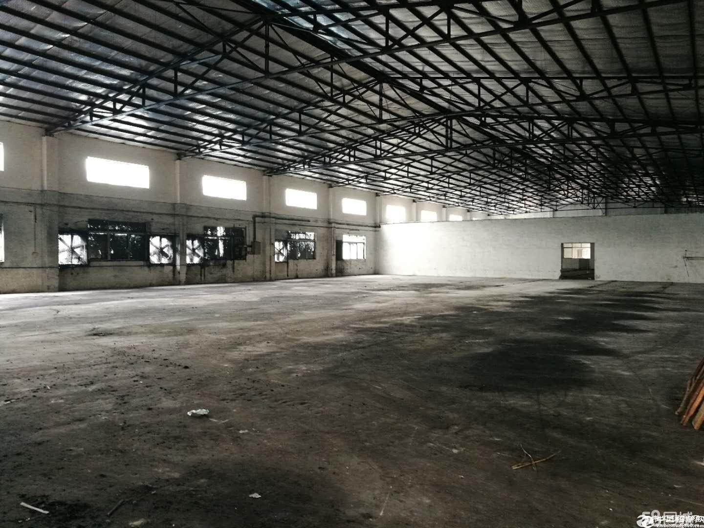 太和镇原房东出租1600平简易厂房仓库,空地大证照齐全