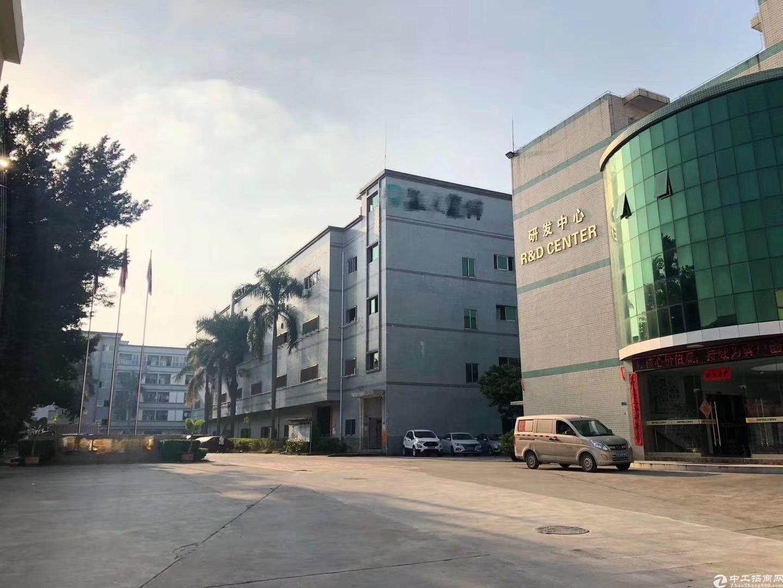 仲恺区原房东33000平方国有证厂房出售