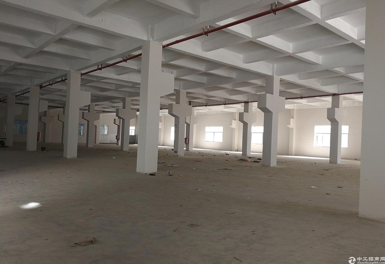 龙岗区独院厂房8200平米出售可交易过户
