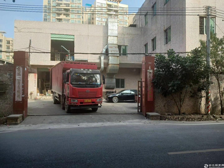 惠阳区4625平方米独门独院厂房出租