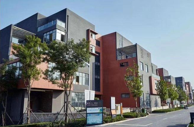 新郑薛店中德产业院厂房出租