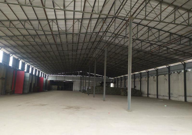 曲梁高速口附近独院工业用地厂房出租-图2