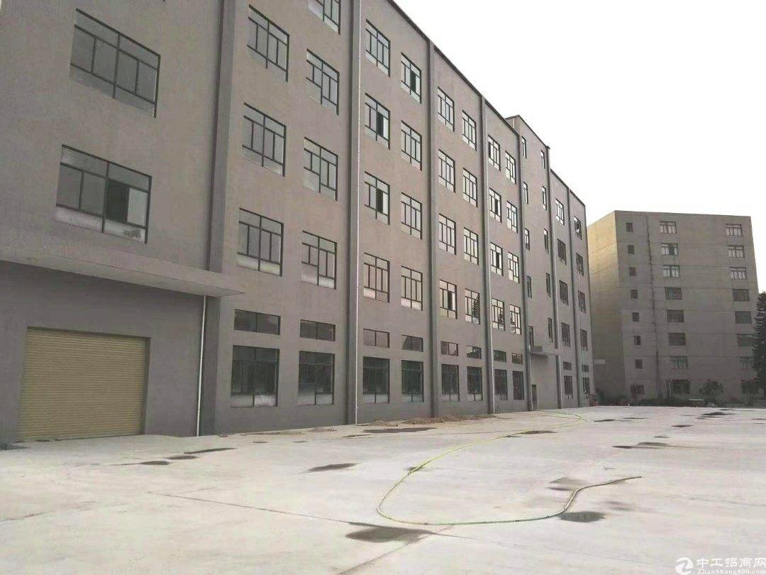 惠州永湖独门独院全新红本标准厂房28800平出租