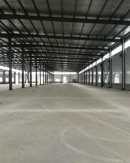 徐州高新区园单层厂内房出租,高12米交通方便