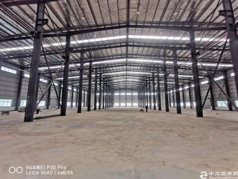 惠州镇隆原房东出租钢构厂房7000平