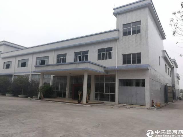 深圳独院红本厂房诚心出售