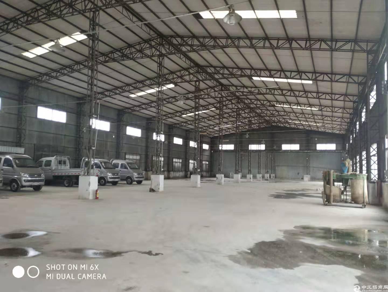 惠州镇隆镇原房东独栋钢构出租8000平