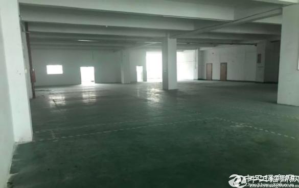 布吉丹竹头地铁站二楼厂房370平出租可生产可仓库