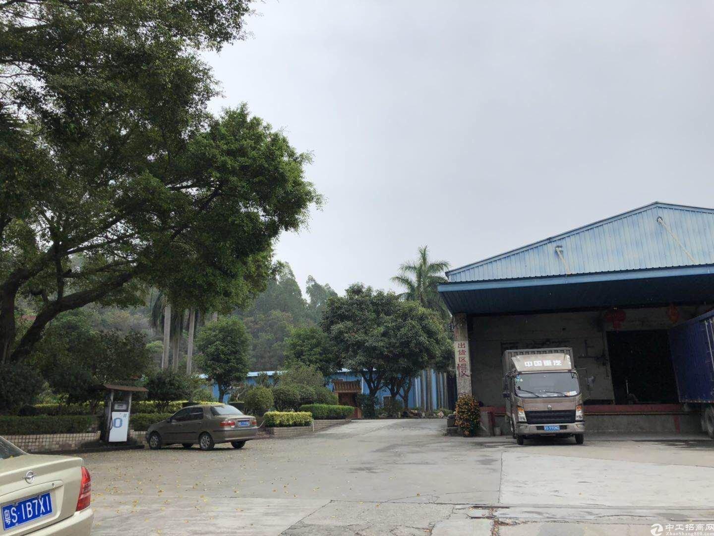 东城区花园式独门独院厂房,可办理环评,交通便利