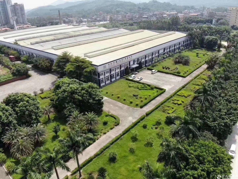 惠州市镇隆镇红本钢结构厂房3500平.