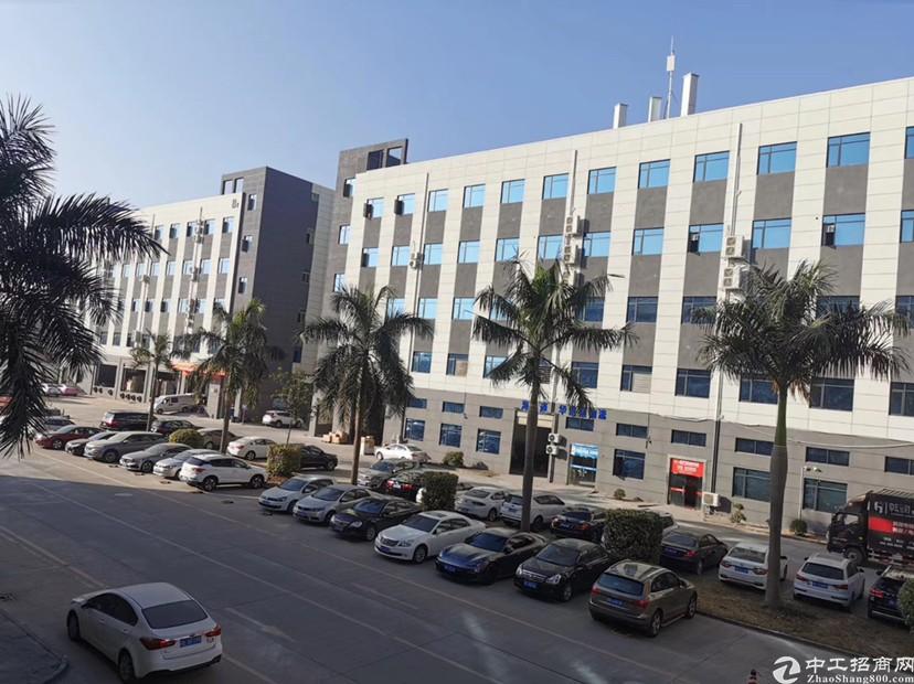 深圳福永国际会展附近高新科技园3000火爆招商