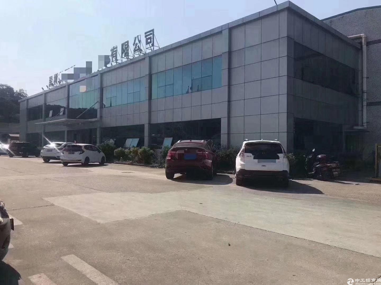龙华区观澜物流仓库3万平米(有消防喷淋、有红本、有卸货台