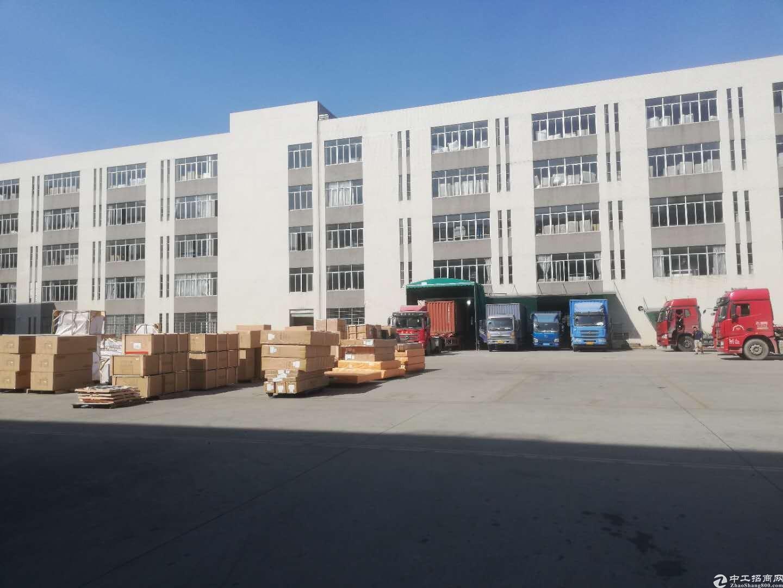一手物业房东急租,16000平米红本厂房,一楼6米高,可分租