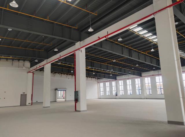 中牟标准厂房出售,层高9米