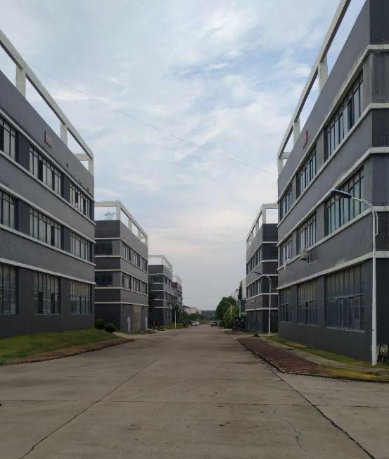 高新区急售多层厂房、格局方正、园区形象好