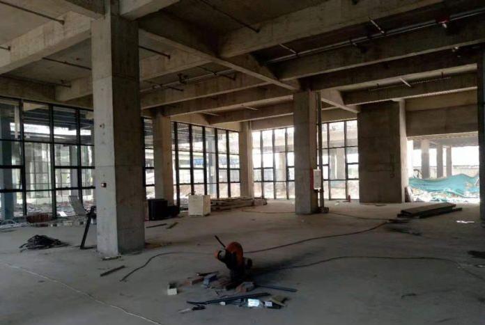 二七区陇海路西四环50年大产权标准化工业厂房准现房