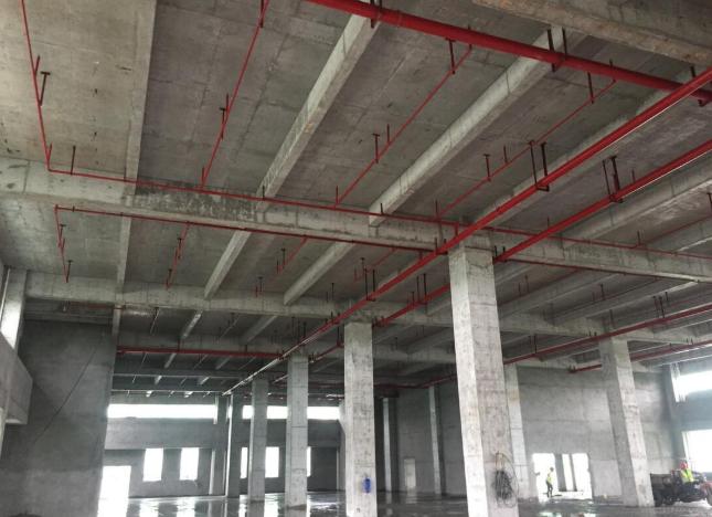 工业园4200平厂房出租高度5.8米,带牛角