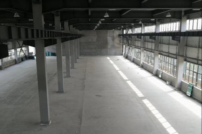 一层独栋标准化厂房、层高12米、总价低,有产权,另送独院