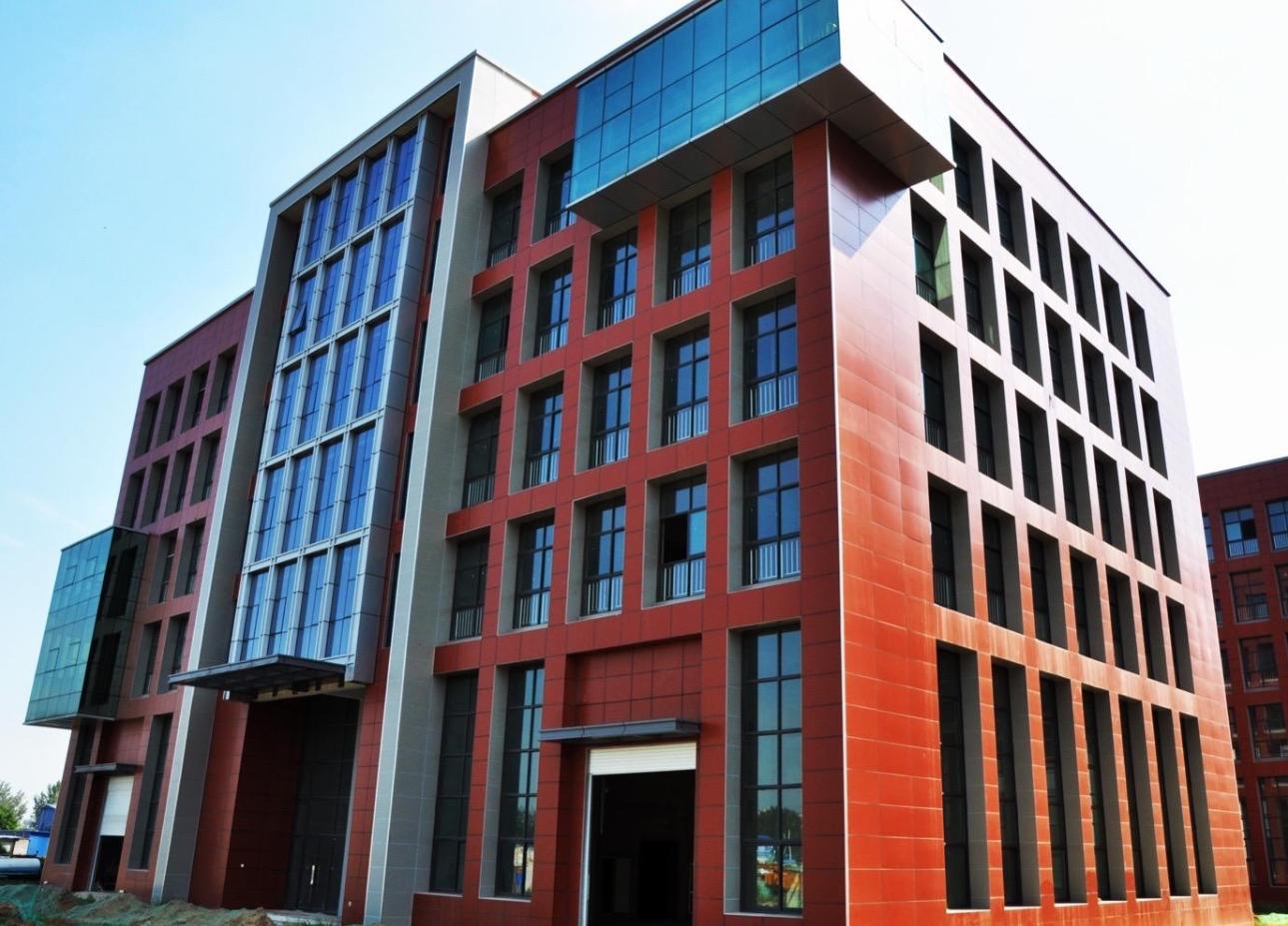 现房企业独栋,首层层高7.5米,性价比超高,地处南港门户