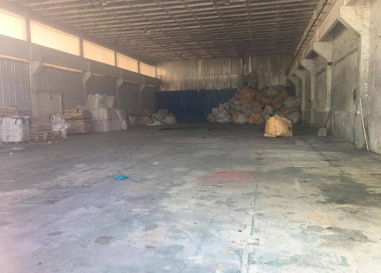 嘉定华亭950平米单层可木制品厂房出租