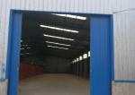 南乐县东环建材市场内钢构厂房出租