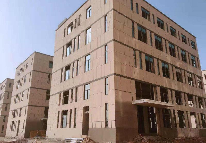 长沙高新区,四层独栋生产研发厂房现房出售