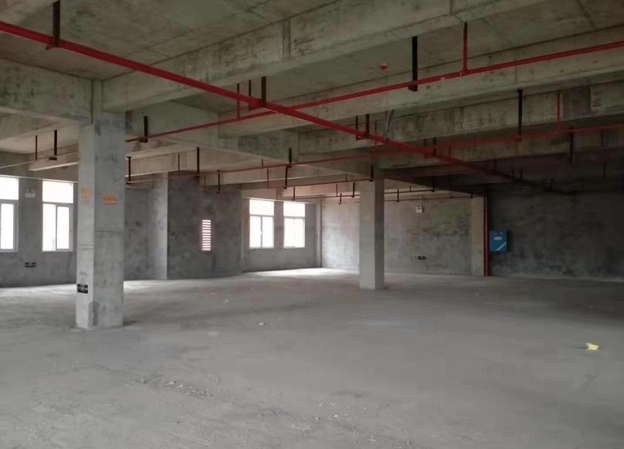 长沙高新区独栋4层厂房出售,层均1400㎡