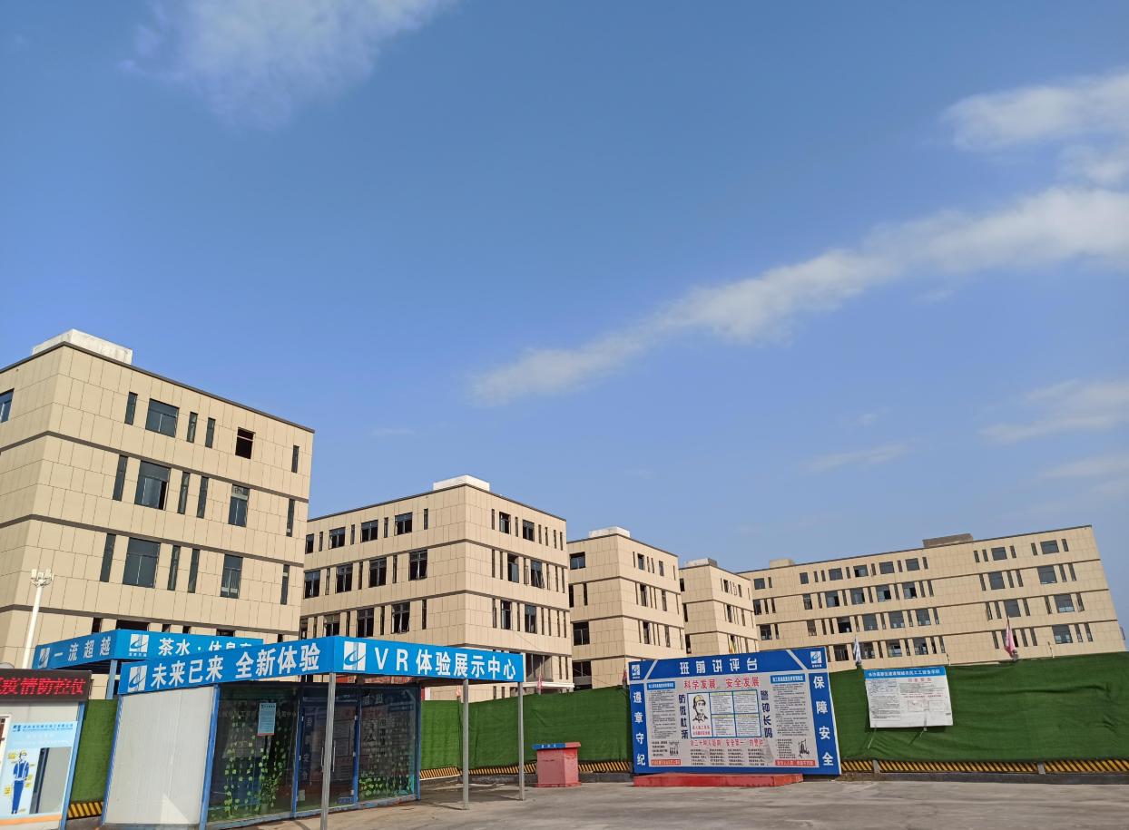 长沙高新区独栋研发办公楼,一栋一企业,低首付配套齐全