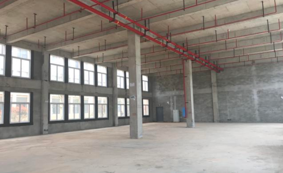 长沙西,绕城高速口,物流环绕,大通间两层独栋厂房出售