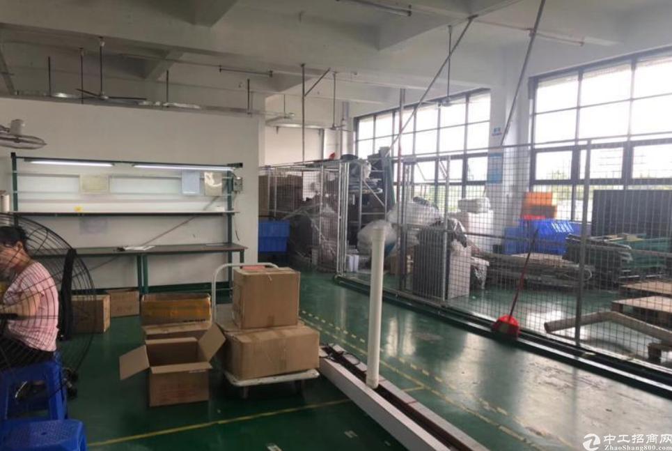 深圳坪山高铁站、一楼厂房、仓库、办公室出租!500平方起分租