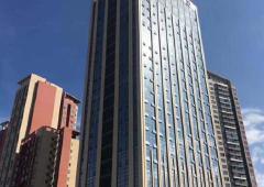 横岗中兴大厦写字楼200平出租,采光好,户型方正