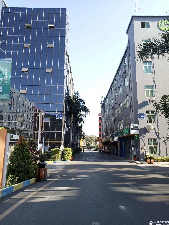 坪山大工业区新出原房东精装修厂房800平出租。