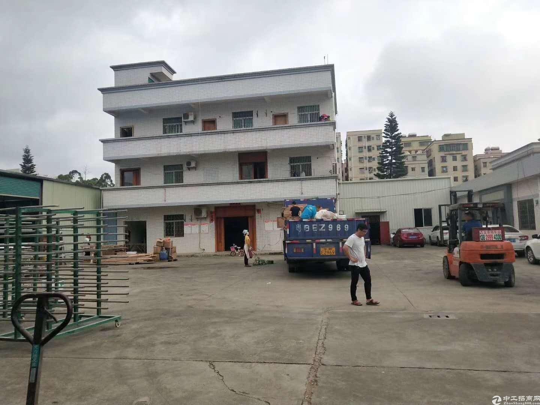 惠阳秋长白石新出标准厂房300平带现成装修可办环评