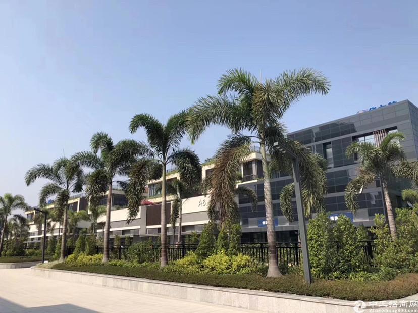 广州从化工业园区厂房1600㎡一楼分割出售可办环评