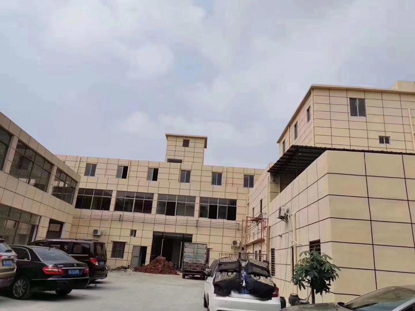 丰县赵庄镇工业园区标准厂房出租配套齐全