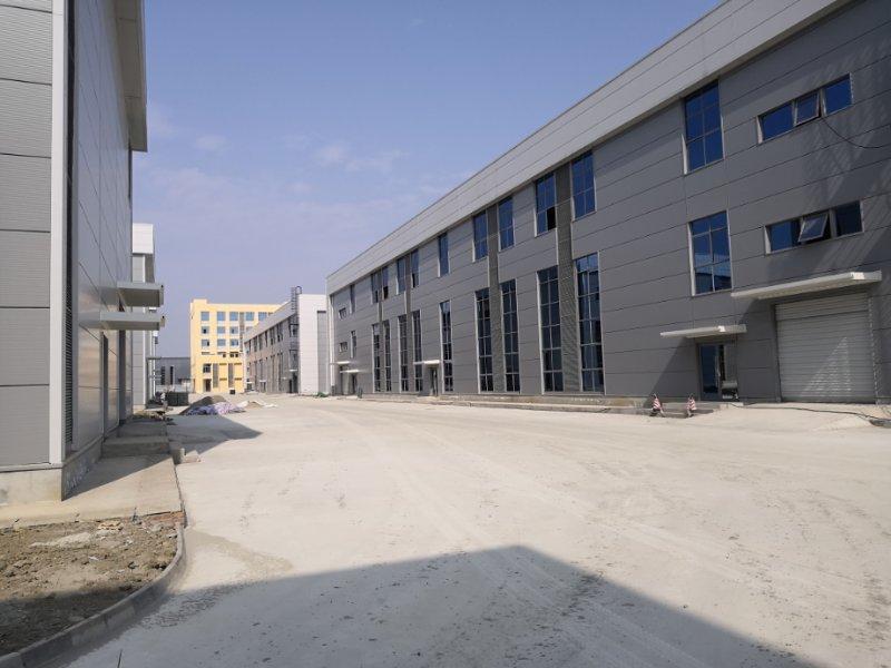 丰县赵庄镇工业园,标准4500平厂房出租