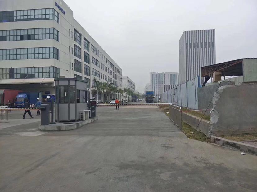 丰县王沟镇工业园标准厂房出租全新独栋配套齐全