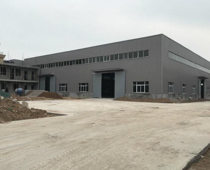 丰县赵庄镇工业园3000平单层厂房出租空地大