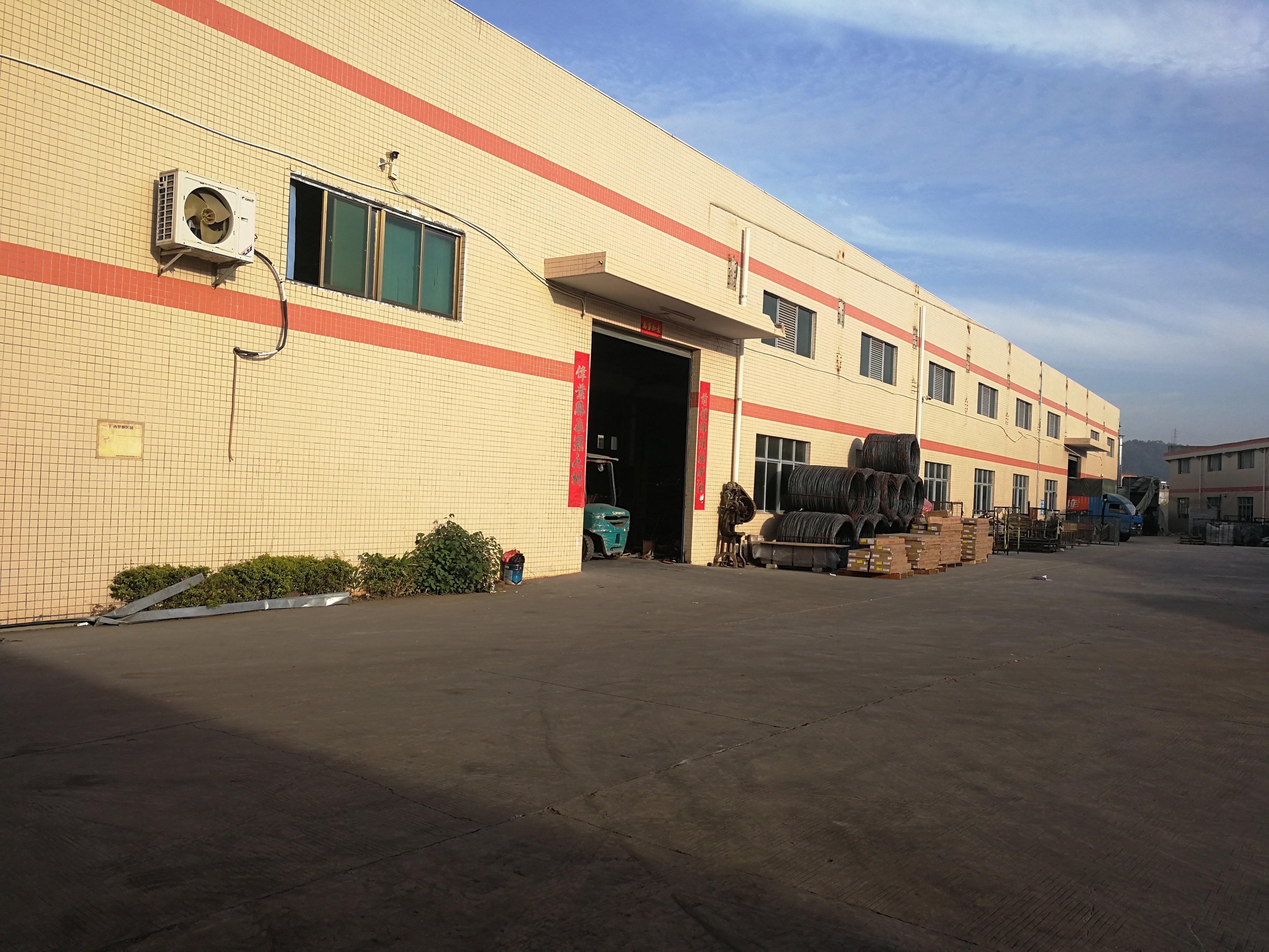 丰县赵庄镇工业园独栋5000平单层厂房出租高12米