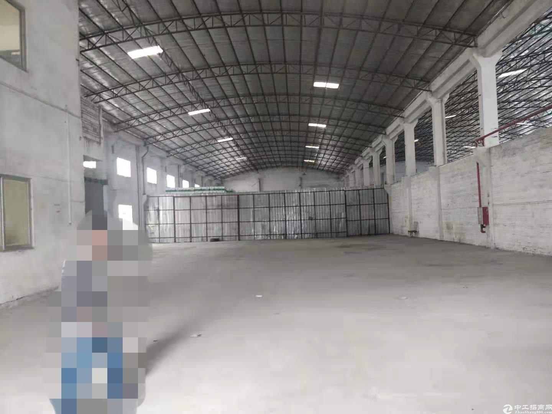 广东肇庆四会建筑19200㎡国有厂房出售单一层重工业