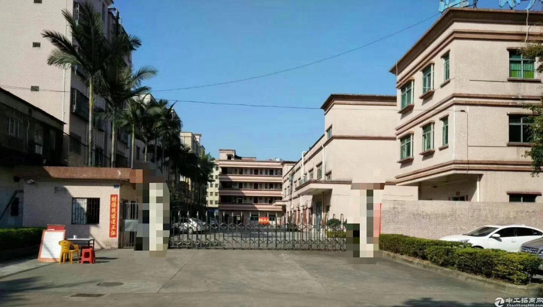 广州从化区工业园区厂房分割出售只售一楼1600㎡层高6.8米