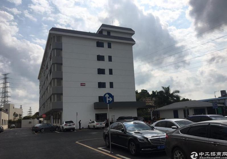 坂田上雪科技园超大空地厂房仓库出租,大小可分租,200平起租