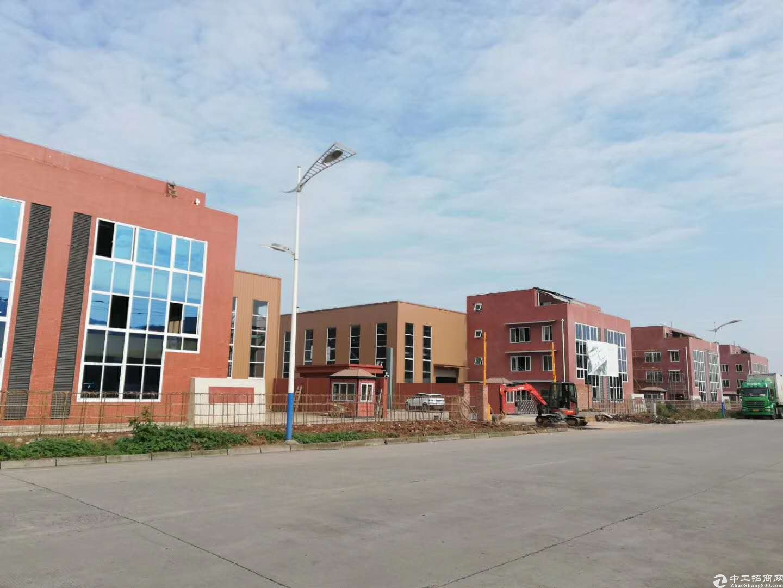 单层钢结构厂房出售,无税收要求,50年产权
