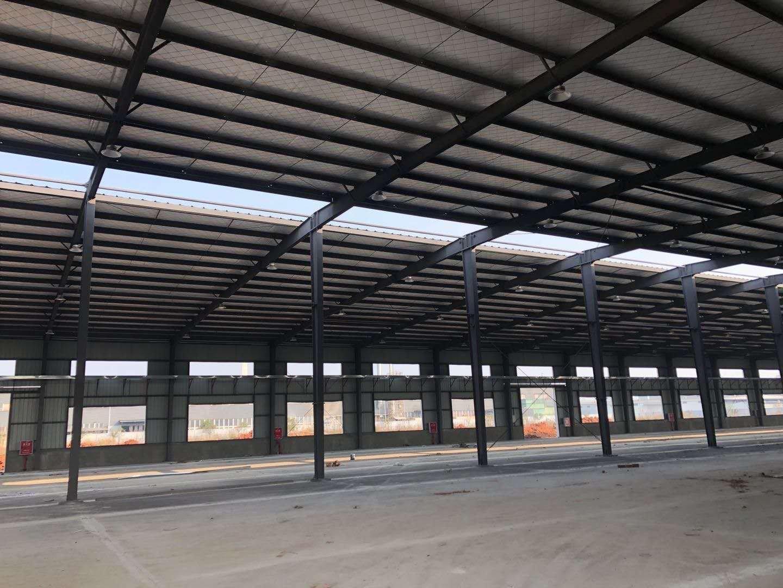 徐州高新区全新厂房出租,1000起分,形象好位置佳