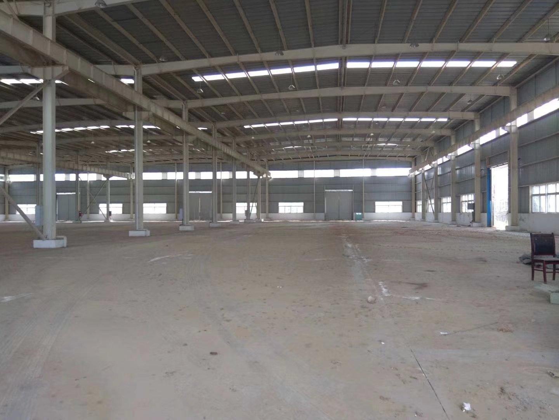 徐州高新区,5万平标准厂房出租,带行轨,可分租