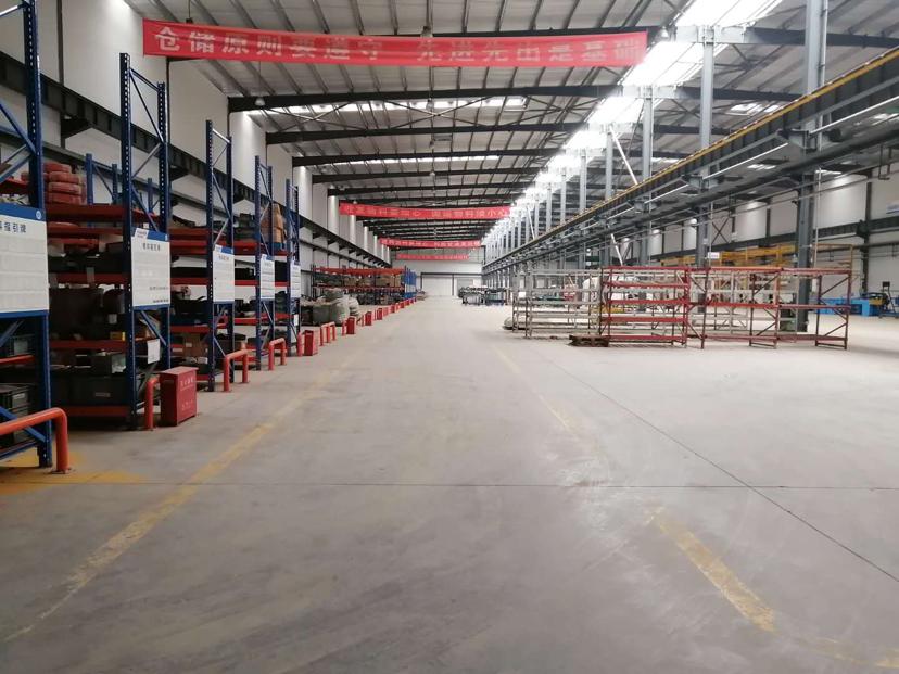 丰县蔡楼村木楼梯产业园,厂房带行车动力电大