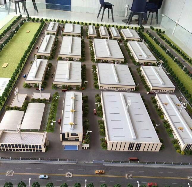 徐州高新区,安全科技产业园,单层钢构厂房招商!
