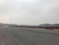 焦作武陟郑云高速旁,工业地皮出售,交通方便